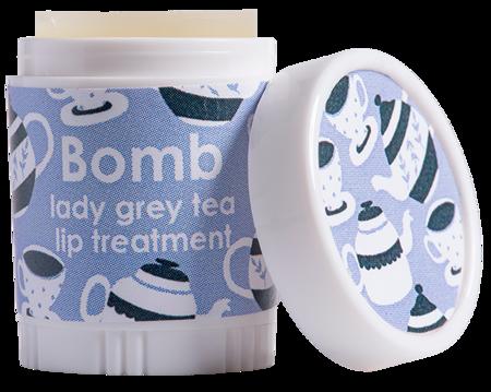 BOMB COSMETICS Balsam Do Ust Lady Gray Tea