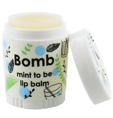 BOMB COSMETICS Balsam Do Ust Mint To Be