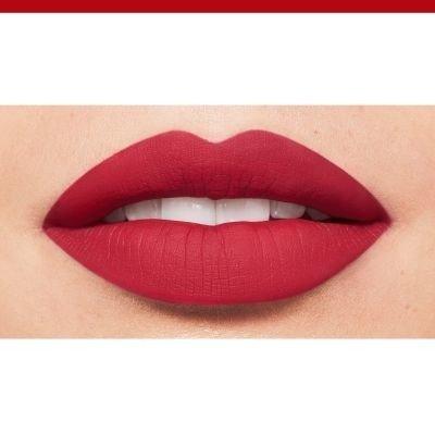 BOURJOIS Rouge Edit Velvet Matowa Pomadka W Płynie 15 Red-volution 6,7 ml