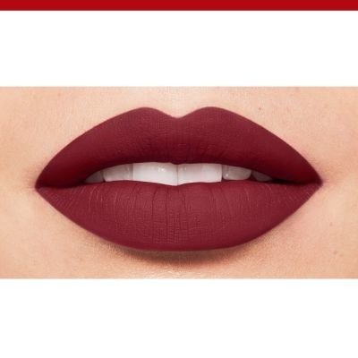 BOURJOIS Rouge Edit Velvet Matowa Pomadka W Płynie 24 Dark Chérie 6,7 ml