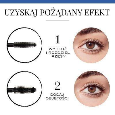 BOURJOIS Tusz Do Rzęs Twist Up The Volume Ultra Black