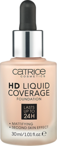 CATRICE Hd Liquid Coverage Podkład 010 Light Beige 30ml