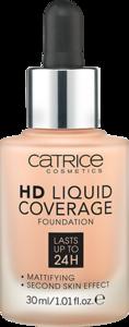 CATRICE Hd Liquid Coverage Podkład 020 Rose Beige 30ml