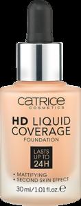 CATRICE Hd Liquid Coverage Podkład 030 Sand Beige 30ml