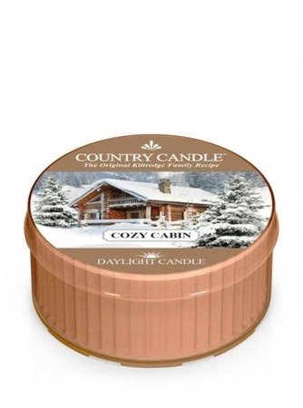 COUNTRY CANDLE Daylight Cozy Cabin