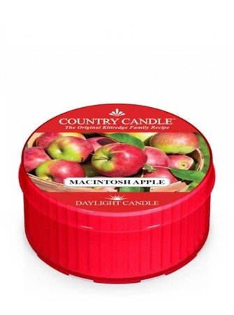 COUNTRY CANDLE Daylight Macintosh Apple