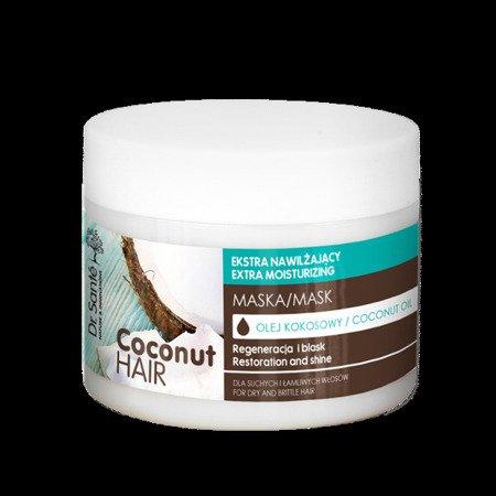 Dr. Sante. Coconut Maska z Olejem Kokosowym 300 ml