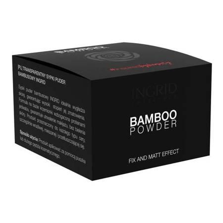 INGRID Puder Sypki Bambusowy 10 g