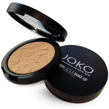 JOKO Puder Finish Your Make-up Puder Prasowany 12 Naturalny Beż