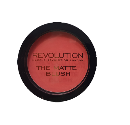 Makeup Revolution The Matte Blush Matowy Róż Do Policzków NEW RULES