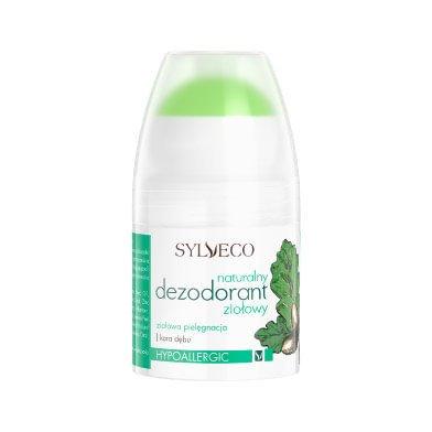 SYLVECO Naturalny Dezodorant Ziołowy 50ml