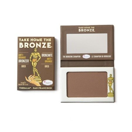 THE BALM Take Home The Bronze Greg Bronzer